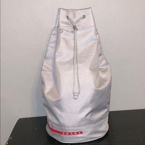 Prada Luna Rossa Sailing Bag